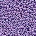 10 g 8/0 Seedbeads, Duracoat Opaque Dyed Lilac