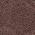10 g 11/0 Seedbeads, Duracoat Galvanized Matte Dark Berry