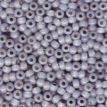 10 g 6/0 Seedbeads, Blue Grey