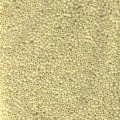 10 g 15/0 Seedbeads, Opaque Dark Cream AB