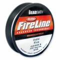 1 rulle, ca 45 m,  Fireline Crystal Clear 6LB