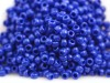 10 g 8/0 TOHO Seedbeads, Opaque Navy Blue