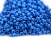 10 g 8/0 TOHO Seedbeads, Opaque Cornflower