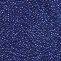 10 g 11/0 Seed Beads, Opaque Cobalt Luster