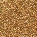 2 g 11/0 Seed Beads, 24 KT Gold Plated