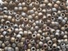 10 g 11/0 TOHO Seedbeads, Matte-Color Iris Gray