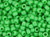 10 g 11/0 TOHO Seedbeads, Opaque Mint Green