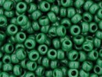 10 g 11/0 TOHO Seedbeads, Opaque Pine Green